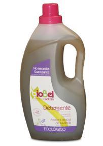 Detergente líquido ecologico Biobel 1,5l.