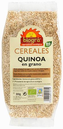 Quinoa en grano Biográ 300g.