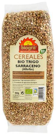 Trigo sarraceno en grano Biográ 500g.