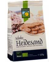 Galletas de espelta y chocolate bio Bohlsener Mühle 125g.