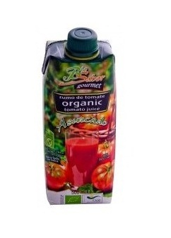 Zumo de tomate cherry Bio Sabor Nature 500ml.