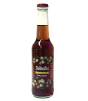 Búbulus zumo manzana y uva con gas eco Cal Valls 275ml.