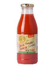 Zumo de tomate (Demeter) Cal Valls 500ml.