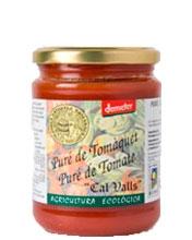 Puré de tomate Cal Valls 400g.