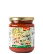 Salsa de tomate Cal Valls 270g.