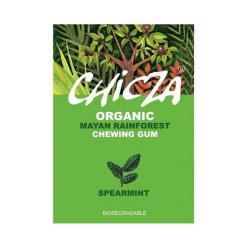 Chicles orgánicos hierbabuena Chicza 30g.