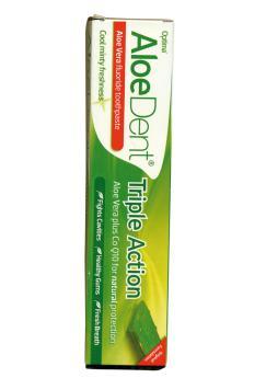 Dentífrico aloe vera con flúor Aloe Dent