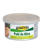 Paté oliva lata Granovita 125g.