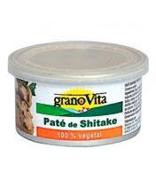 Paté shiitake lata Granovita 125g.