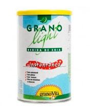 Bebida de soja instantánea Granolight Granovita 400g.