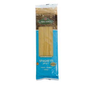 Espaguetis blancosLa bio idea 500g.