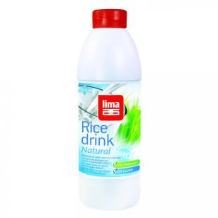 Bebida arroz natural Lima 1l.