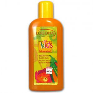 Gel de baño y espumoso kids Logona 400ml.