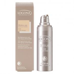 Maquillaje Natural finish light beige 02
