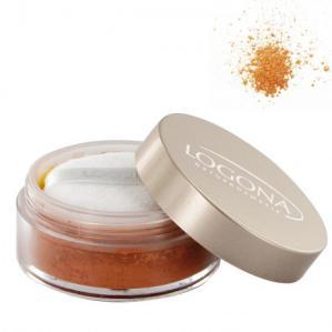Maquillaje polvo bronze 02 Logona