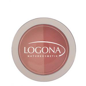 Colorete beige + terracotta 03 Logona