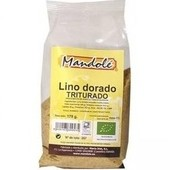 Lino dorado triturado Mandolé 175g.