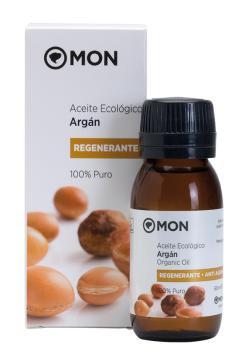 Aceite regenerante de Argán 60ml.