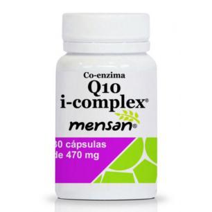 Cápsulas Co-Enzima Q10 i-complex 30 cápsulas 470mg.