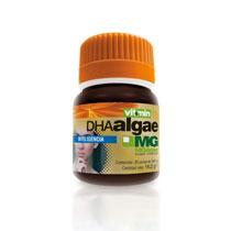 DHA Algae MG dose 30 perlas