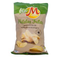 Patatas fritas ecológicas Monti 130g.