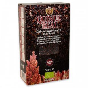 Quinoa negra quinua real 500g.