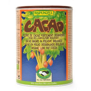 Cacao polvo Rapunzel 250g.