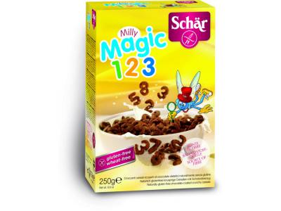 Milly magic 1-2-3 (cereales) Schar 250g.