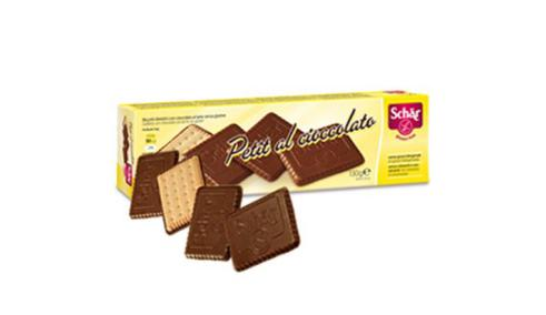 Petit al chocolate Schar 130g.