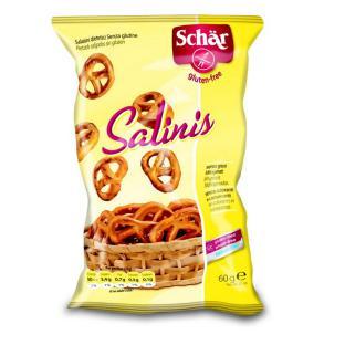 Salinis - Pretzels Schar 60g.