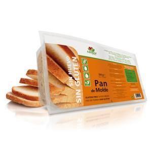 Pan de molde sin gluten Soria Natural 2x150g.