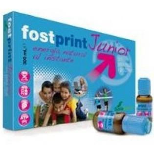 Fost print junior fresa Soria Natural