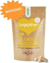 T vitamina d con metabolitos 30 cápsulas