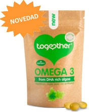 T omega 3 (dha de algas) Together