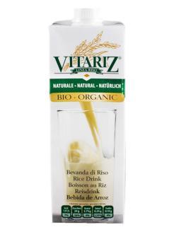 Bebida de arroz Vitariz 1l.