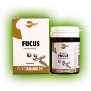 Fucus phytogránulos 45 cápsulas