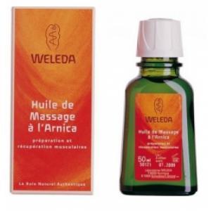 Aceite de Arnica para masajes Weleda 50ml.