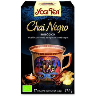 Té Chai Negro Yogi Tea