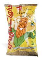 Gusanitos de maíz pofulight bio 38g.