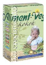 Papilla kokoh bio Aliment Vegetal 400g.