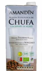 Horchata sin azúcar (sirope de ágave) 1l.