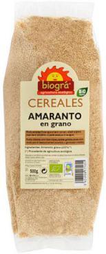 Amaranto en grano Biográ 500g.