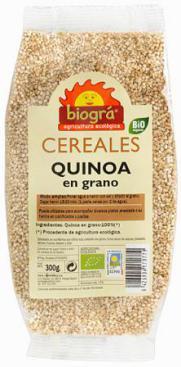 Quinoa en grano 300g.