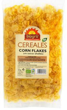Corn flakes sin azúcar 250g.