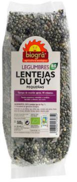 Lentejas Du Puy (pequeñas) 500g.