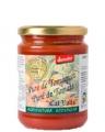 Puré de tomate Demeter 400g.