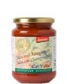 Salsa de tomate con champiñones Demeter 350g.