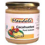 Puré de cacahuete Mandolé 325g.