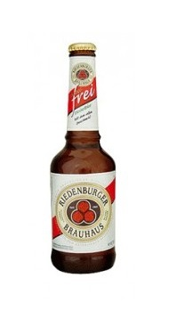 Cerveza espelta sin alcohol Riedenburger 33cl.