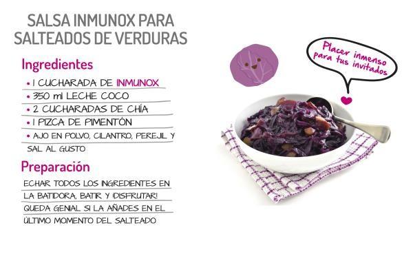 Inmunox bio El Granero Integral 150g.